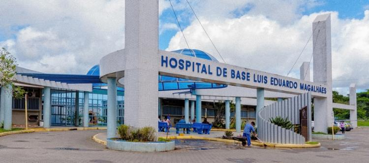 O idoso havia dado entrada no Hospital após apresentar um quadro grave de otite (infecção no ouvido) e desorientação - Foto: Foto   Waldyr Gomez