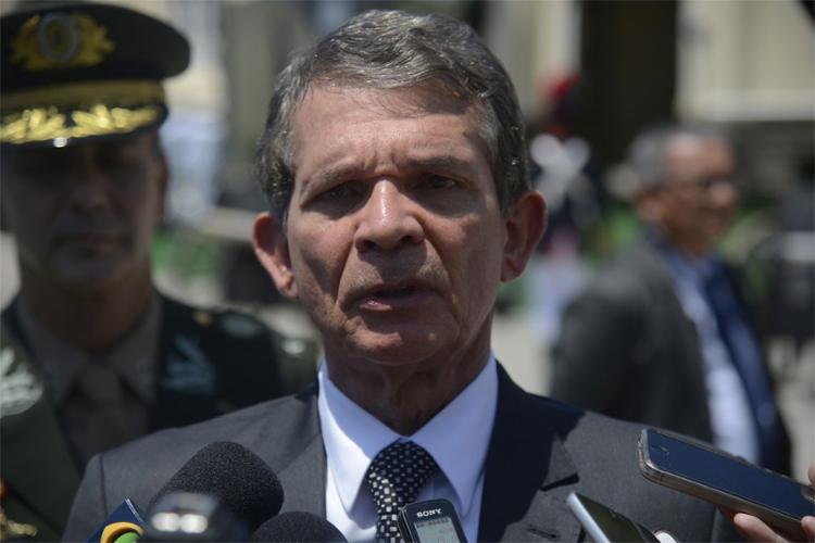 Segundo o general, o tema se esgotou do ponto de vista militar - Foto: Tomaz Silva l Agência Brasil