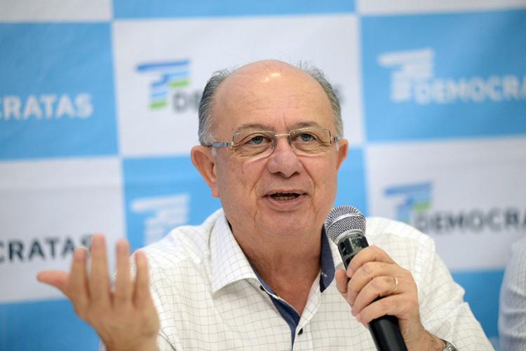 Comunicado oficial da candidatura de Zé Ronaldo (DEM) ocorre nesta sexta-feira, 25 - Foto: Angelo Pontes l ASCOM l DEM