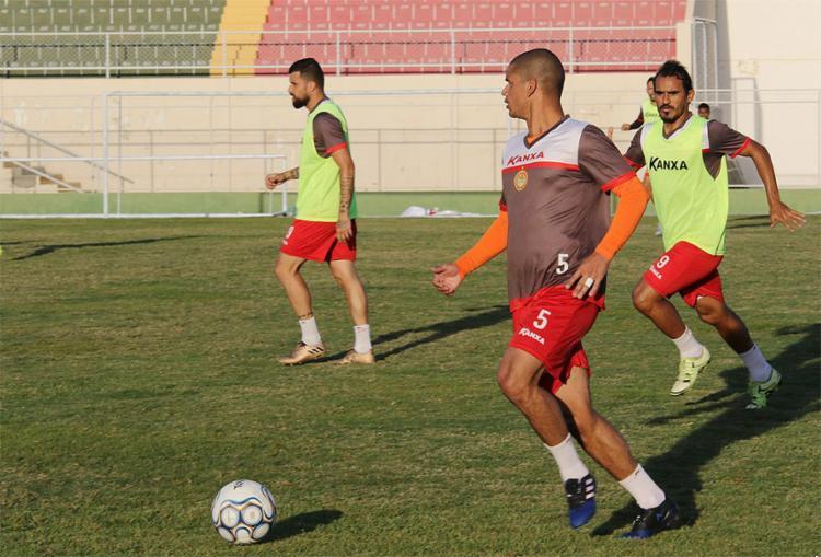 Cancão busca a vitória para retornar ao pelotão de frente do Grupo A - Foto: Divulgação l Sociedade Desportiva Juazeirense