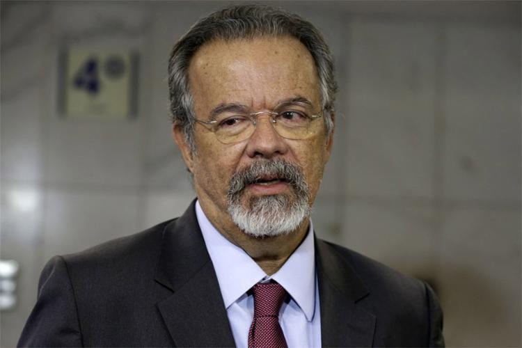 Ministro da Segurança afirma que investigação está chegando ao fim - Foto: Valter Campanato l Agência Brasil