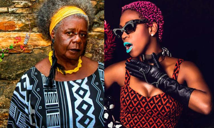 Rapper e escritora falarão de suas carreiras e da sua relação com o feminismo negro no evento Mulher com a Palavra - Foto: Divulgação