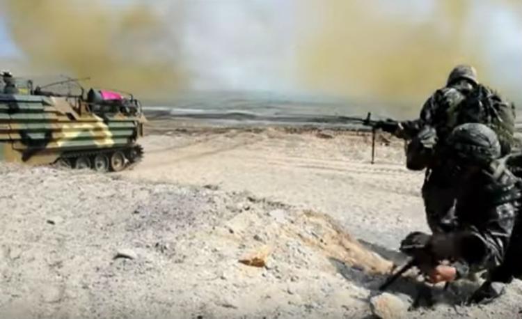 Homens atiraram em algumas pessoas que estavam na região central de Trípoli - Foto: Reprodução   AFP