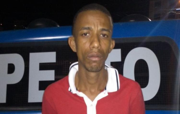 Sinho foi detido na noite desta quinta-feira, 10, no Uruguai - Foto: Divulgação | SSP-BA