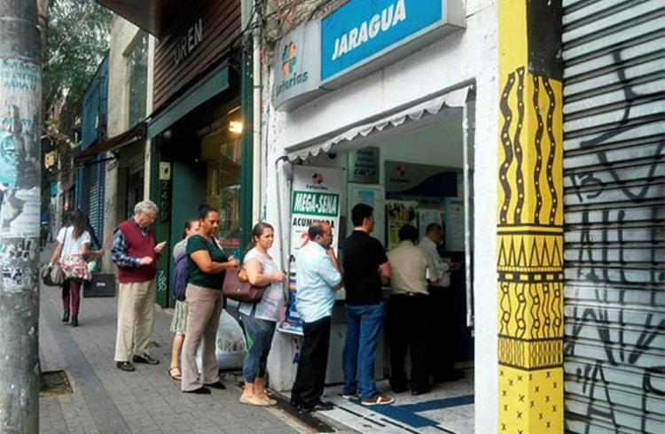 Clientes do BNB poderão fazer saques nas lotéricas - Foto: André Tambucci | Fotos Públicas