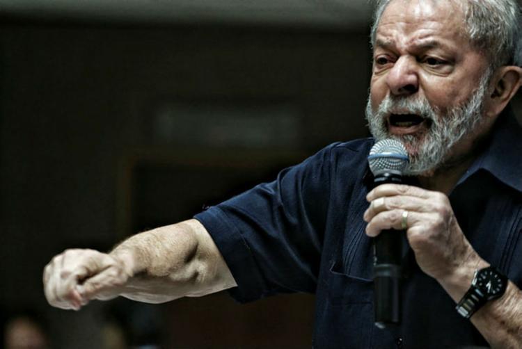 Ex-presidente encontra-se em sala especial na sede da Polícia Federal - Foto: Filipe Araújo   Divulgação