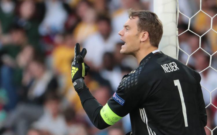 Goleiro segue como dúvida da Alemanha para a Copa do Mundo da Rússia - Foto: AFP