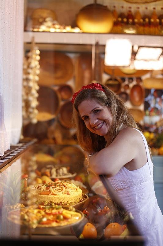 A influência italiana também forma a gastronomia da família Gattai. Foto: Raul Spinassé / Ag. A Tarde