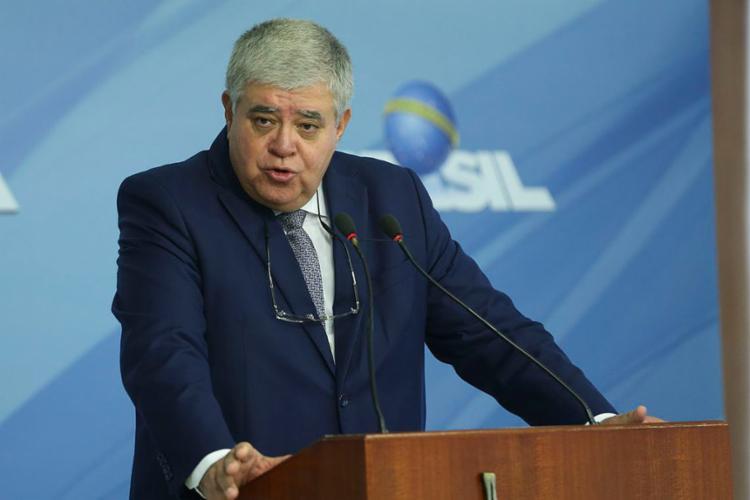 Ministro avisou que há multa para quem descumprir acordo - Foto: Valter Campanato l Agência Brasil