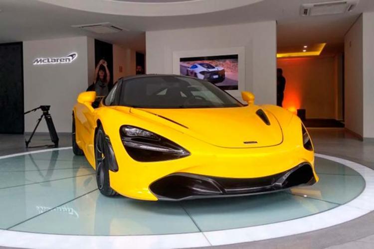 Dentro segmento de luxo, a McLaren se classifica dentro dos itens exclusivíssimos - Foto: McLaren   Divulgação