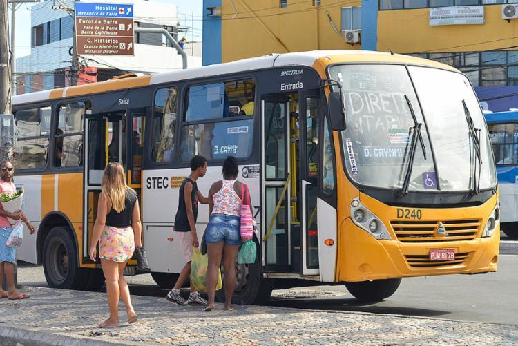 Semob visa recadastrar os 300 que integram o Subsistema de Transporte Especial Complementar de Salvador - Foto: Shirley Stolze l Ag. A TARDE
