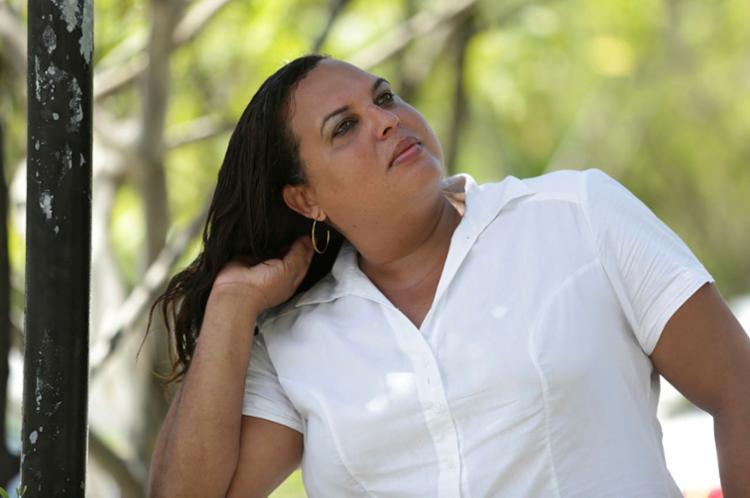 Millena Passos preside a Associação de Travestis e Transexuais de Salvador - Foto: Adilton Venegeroles | Ag. A TARDE