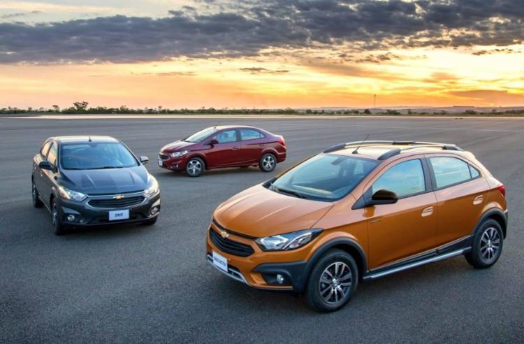 A TARDE AUTOS acompanha o lançamento oficial na próxima semana - Foto: Divulgação | Chevrolet