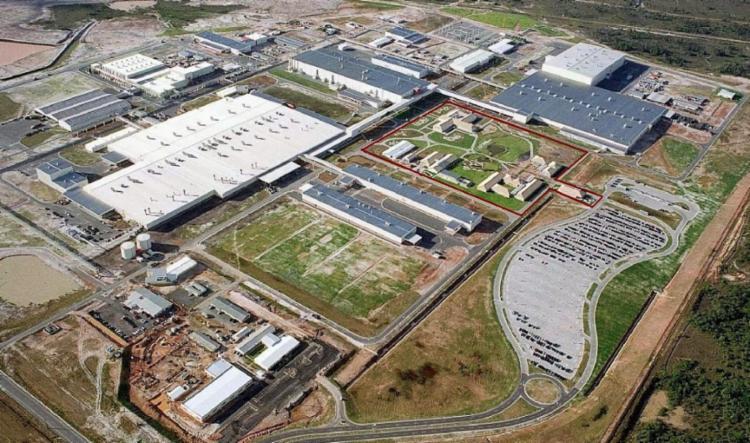Ford interrompe produção na fábrica de Camaçari - Foto: Divulgação