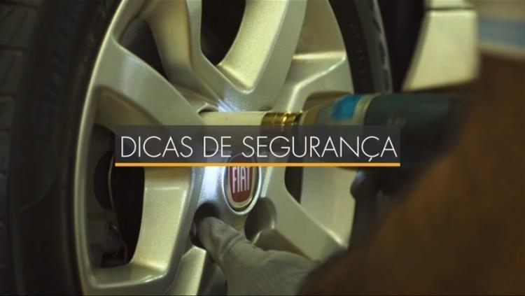 Fiat cria série de vídeos sobre segurança