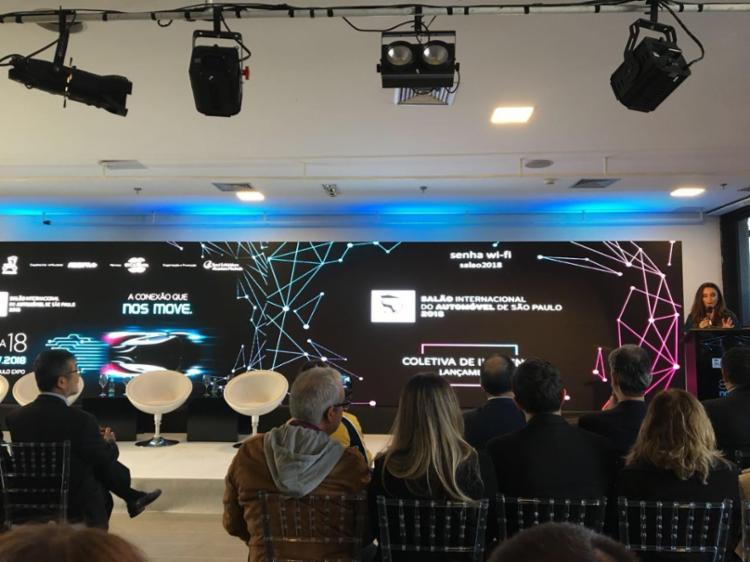 Salão terá mais interatividade - Foto: Marco Antônio Jr. | Ag. TARDE