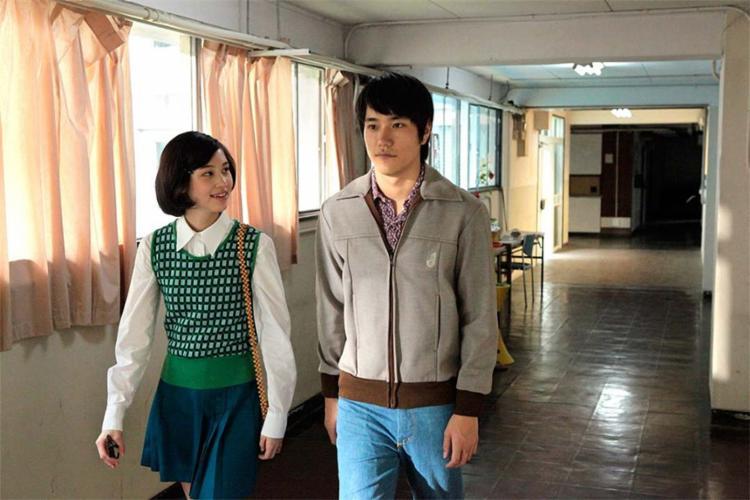 O filme Norwegian Wood, de Tran Anh Hung, é um dos filmes do pacote combo e tem como tema central o suicídio entre jovens - Foto: Divulgação