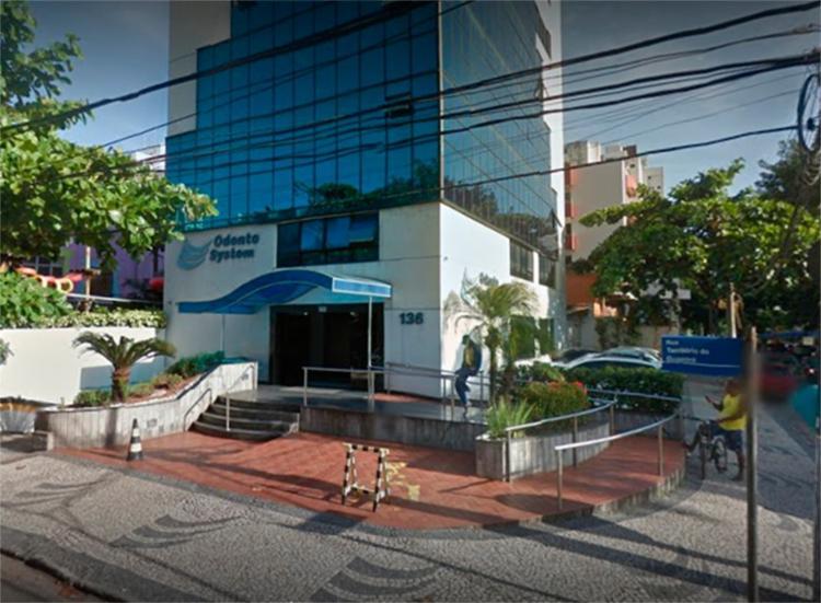 A clínica fica rua Território do Guaporé, na Pituba - Foto: Reprodução | Google Maps