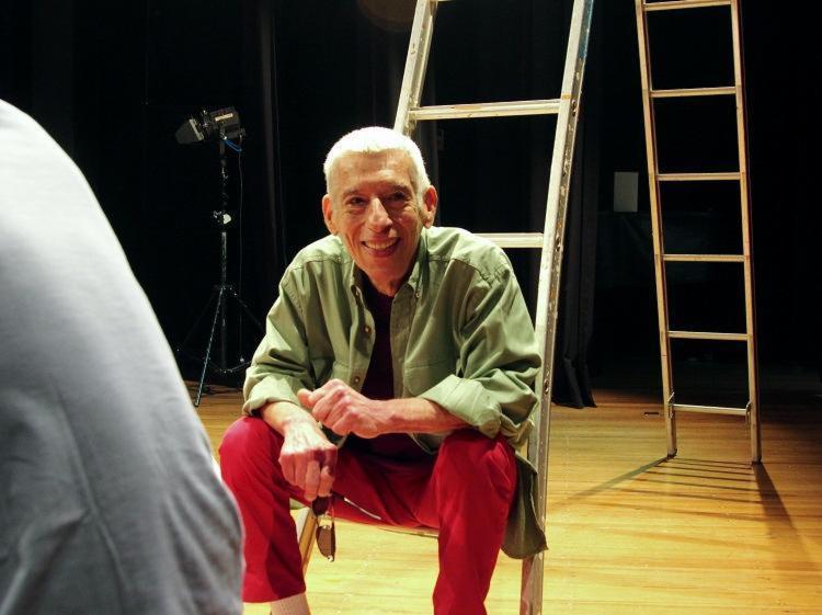Cineasta Orlando Senna, 78 anos, volta à Bahia para dirigir dois filmes - Foto: Divulgação