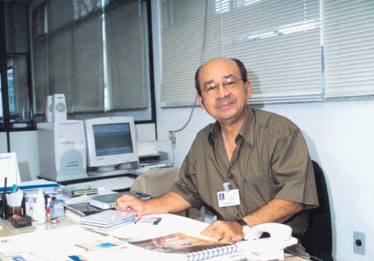 Perfilino Neto, em foto de arquivo de A TARDE - Foto: Maurício Requião | Divulgação