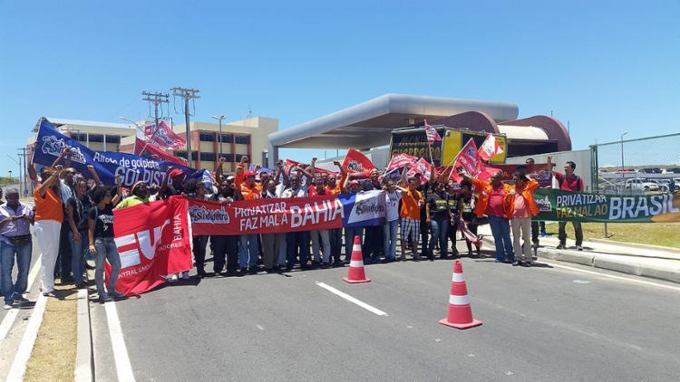Paralisação estava marcada para começar nesta quarta-feira - Foto: Divulgação