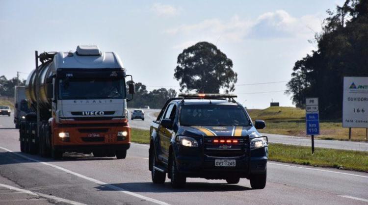 Desobstruções das vias foram realizadas pela PRF em parceria com outras forças de segurança - Foto: Divulgação | PRF