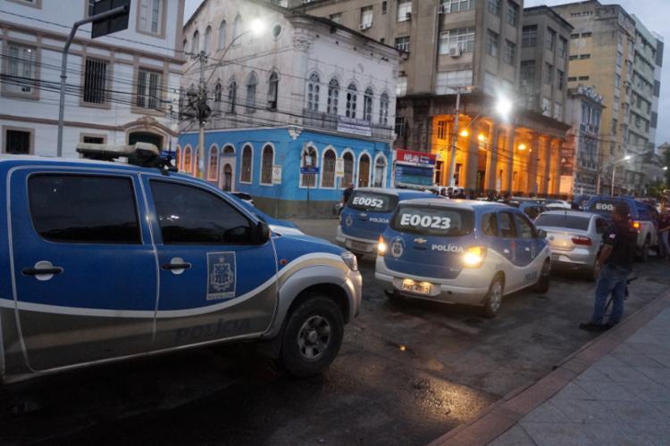 Operação teve início na madrugada em sete cidades baianas | Foto: Caroline Araújo | SSP-BA | Divulgação