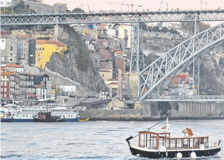 Cidade do Porto: a paisagem barroca e longa tradição - Foto: Carlos Morais | Ag. A TARDE