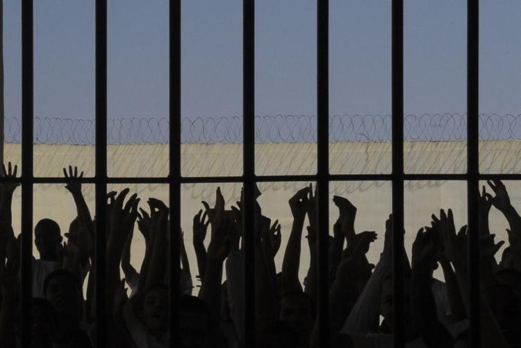 Brasil é o terceiro país com a maior população carcerária do mundo - Foto: Wilson Dias  Agência Brasil