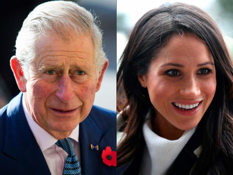 O príncipe de Gales está honrado em poder receber Meghan, diz comunicado - Foto: AFP