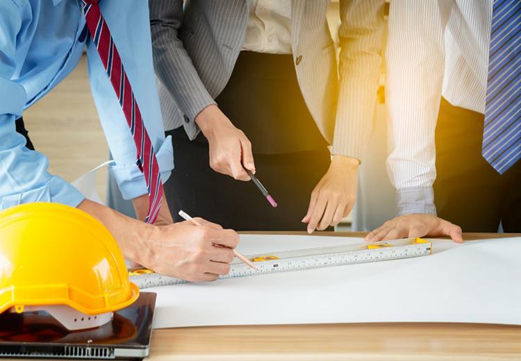 É preciso contratar profissionais capacitados para evitar problemas - Foto: Divulgação