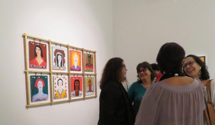 O projeto traz obras de 10 artistas visuais de Salvador, além das visitas aos ateliês - Foto: Divulgação