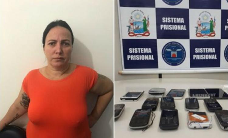 Prática criminosa era liderada pela interna Cristiane Klem de Oliveira, conhecida como 'Galega' - Foto: Divulgação