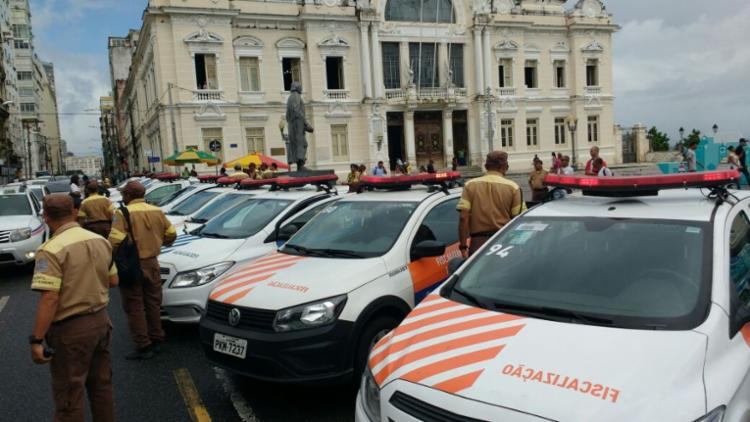 Nova manifestação ocorre em frente à Câmara de Vereadores - Foto: Divulgação