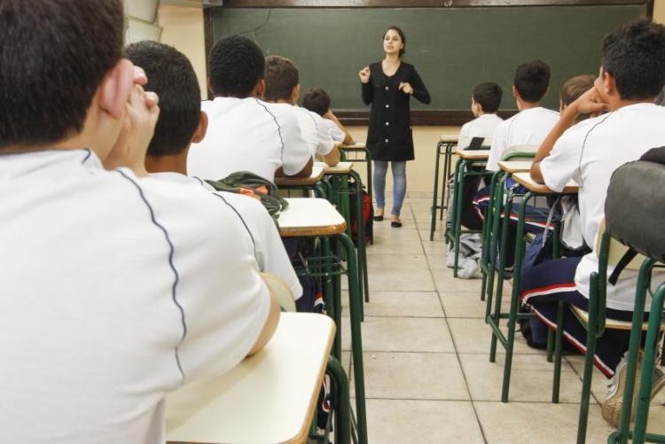 As avaliações serão aplicadas a estudantes de 15 anos - Foto: Pedro Ribas | ANPr | Fotos Públicas