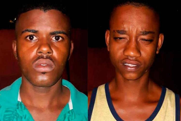 Suspeitos estavam vendendo cocaína e maconha nas imediações do Acupe de Brotas - Foto: Divulgação | SSP-BA
