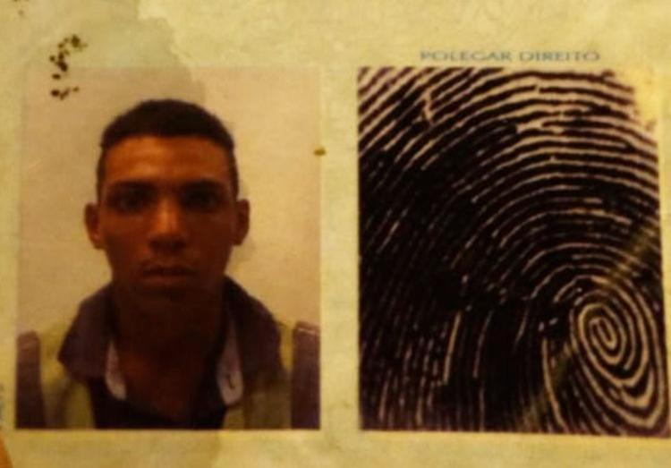 Atailson Montes tentou fugir, mas foi capturado e espancado por populares - Foto: Divulgação | Guarda Civil Municipal