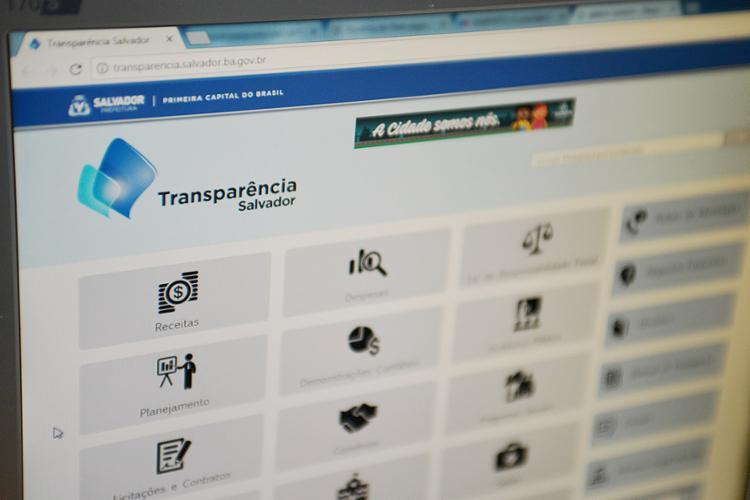 Salvador não tem base de dados completa para download - Foto: Shirley Stolze l Ag. A TARDE