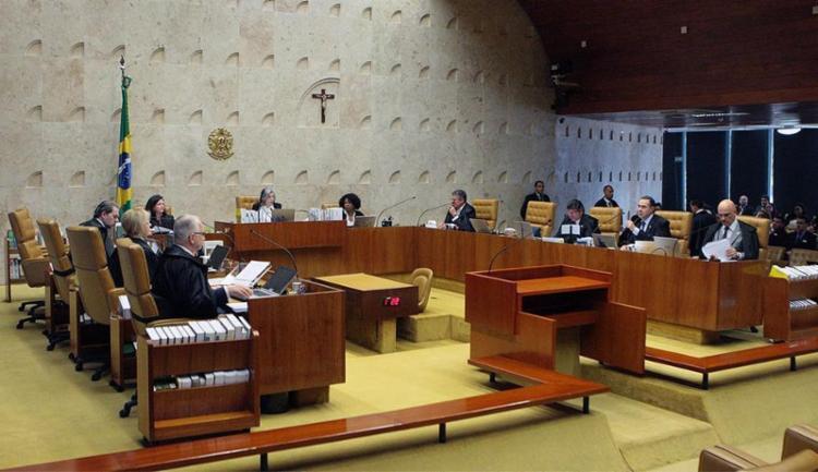 O julgamento será retomado nesta quinta com o voto de Gilmar Mendes - Foto: Carlos Moura l SCO l STF
