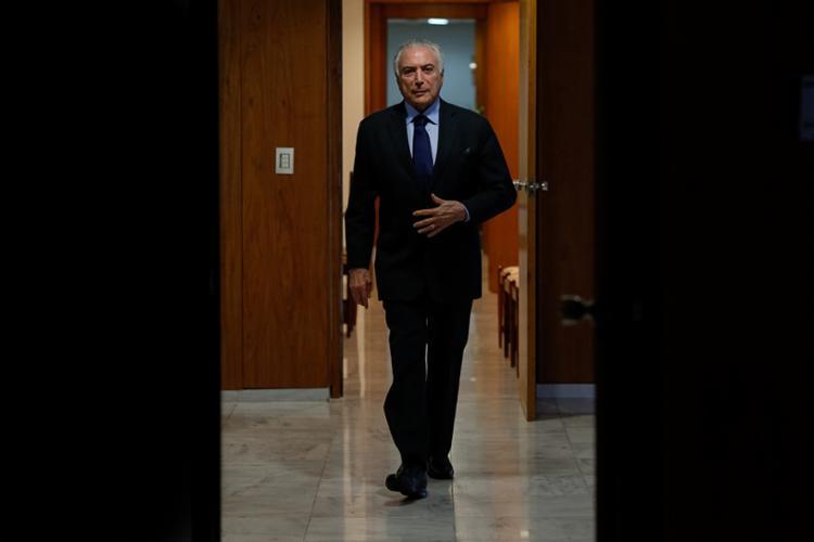Em seguida o presidente participa da plenária da assembleia geral organizada pela instituição - Foto: Reprodução| Fotos Públicas