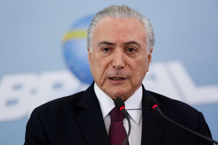 Presidente modificou um decreto assinado pela antecessora, Dilma Rousseff - Foto: Alan Santos (PR) l Divulgação