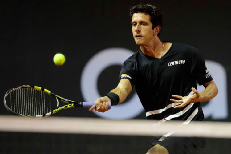 Líderes do ranking não resistiram ao croata Nikola Mektic e ao austríaco Alexander Peya - Foto: João Pires | Fotojump