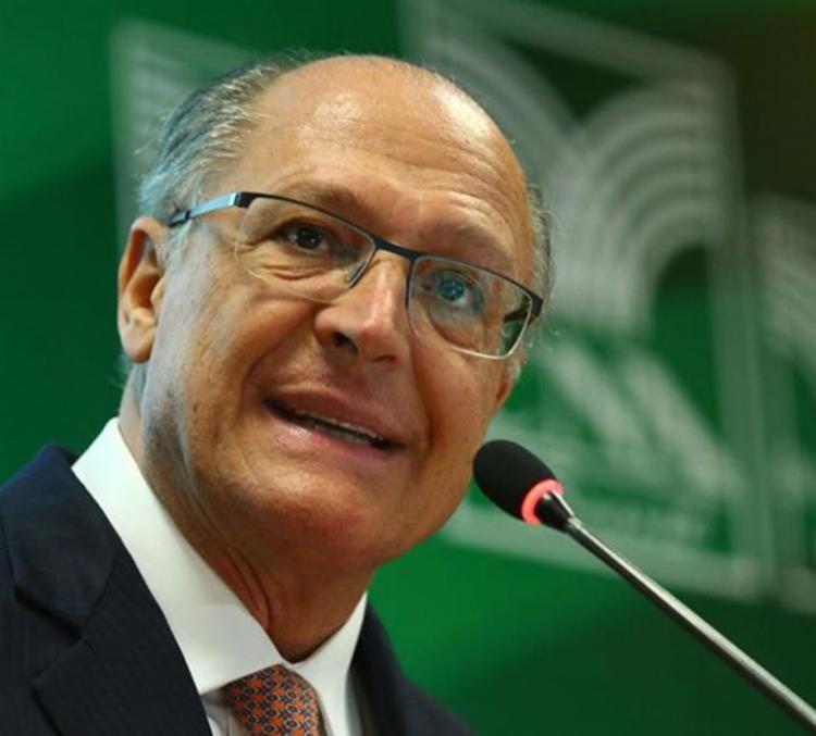 Geraldo Alckmin (PSDB) estão entre os que defendem a manutenção da regra - Foto: Reprodução   Instagram