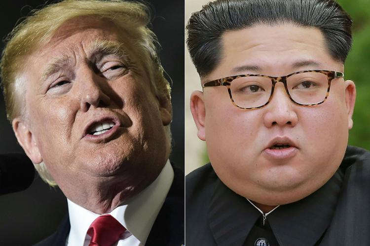 Cúpula entre Kim Jong-un e Trump, em junho, também estaria ameaçada - Foto: AFP