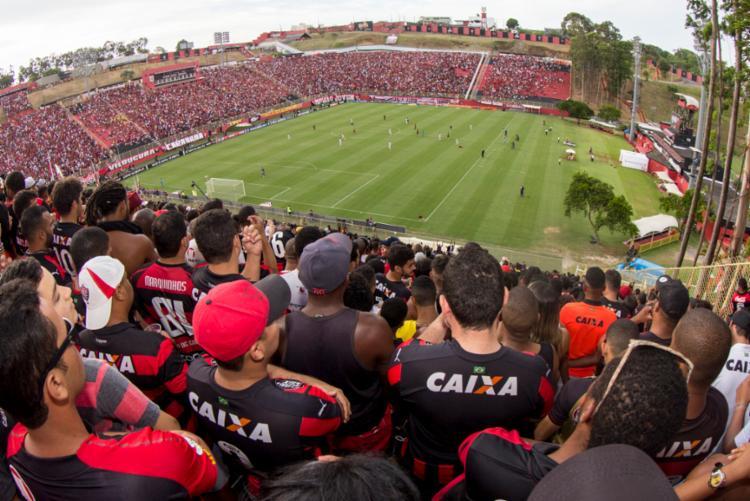 Clube lança campanha promocional para torcedor incentivar o time - Foto: Divulgação l EC Vitória