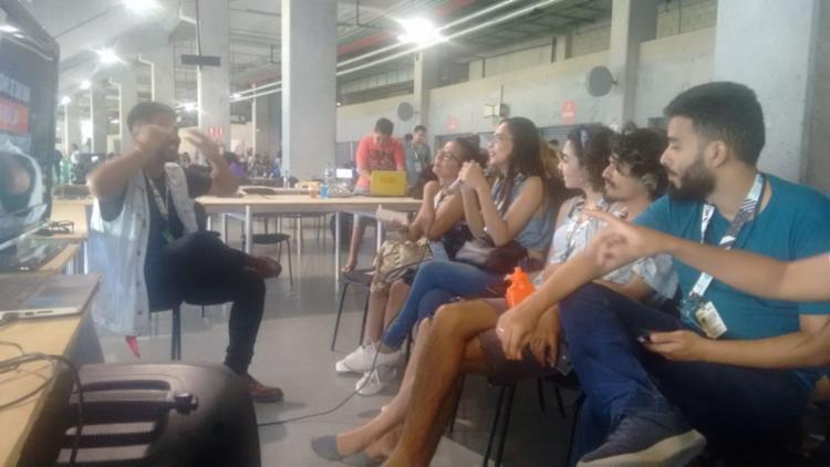 Workshop auxilia no desenvolvimento de projetos - Foto: Divulgação