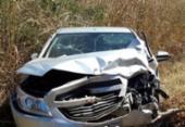 Colisão deixa quatro feridos na BR-242 em Barreiras | Foto: Reprodução | Blog Braga