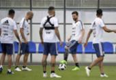 Argentina joga sua vida contra a Croácia | Foto: Juan Mabromata | AFP