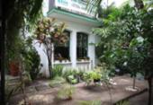 Restaurante vegetariano na Pituba abriga jardim e feirinha de orgânicos | Foto: Joá Souza / Ag. A TARDE