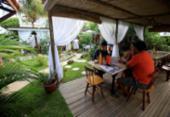 Restaurante na Praia do Flamengo tem clima de casa de vó e preços honestos | Foto: Adilton Venegeroles / Ag. A TARDE